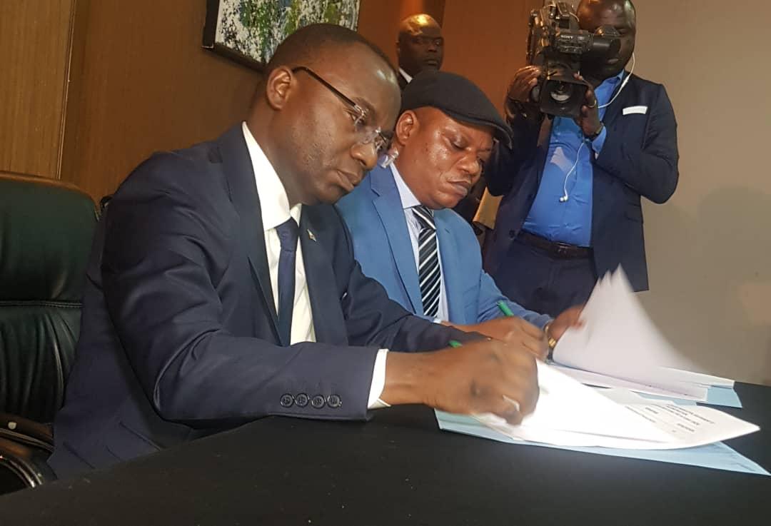 RDC-Gouvernement: Enfin CACH-FCC signe l'accord