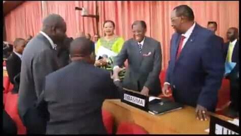 RDC: la peur de Thambwe Mwamba avant l'élection au sénat