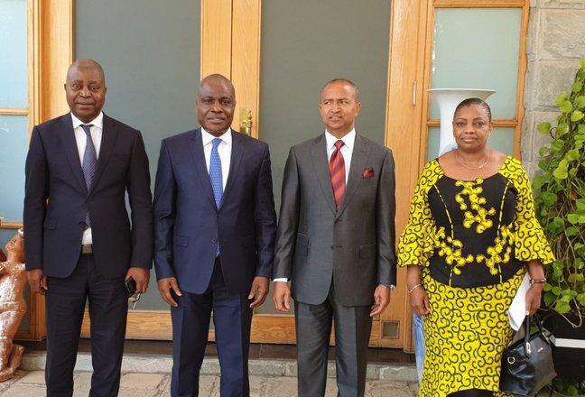 RDC-LAMUKA: Les travaux ont bel et bien commencé