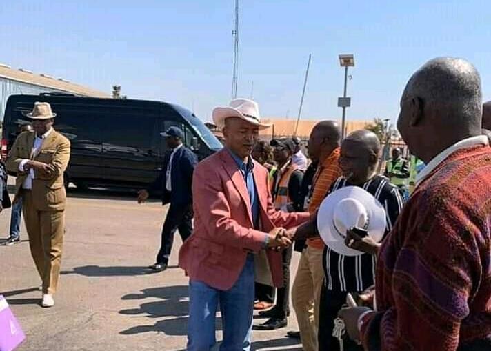RDC : Katumbi foule le sol de Kolwezi deuxième étape de son safari