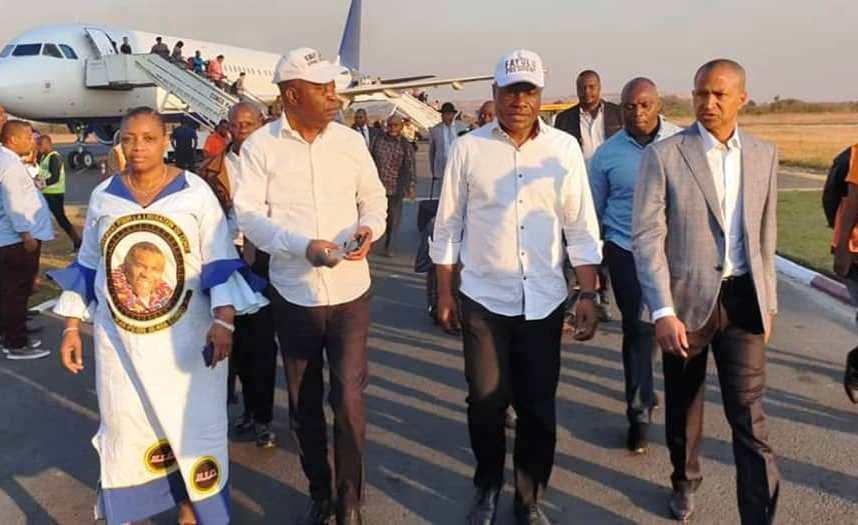 RDC: Bemba, absent de la  réunion de LAMUKA à Lubumbashi
