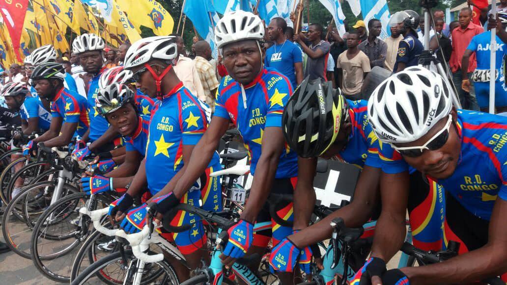 Sport: 7ème  tour cycliste international de la RDC, le premier coup de pédale  se donne ce 31  juillet à Boma.
