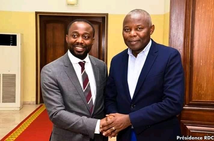 RDC : Joseph MUKUMADI s'affiche comme du CACH