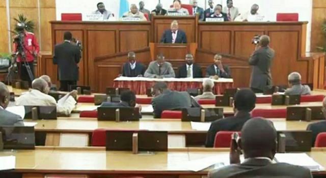 RDC- sénat : La composition du bureau du sénat serait négociée entre FCC-CACH