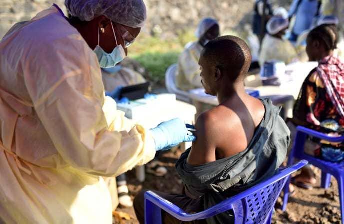 RDC: L'OMS appelle à la solidarité des voisins de la RDC dans la lutte contre Ebola