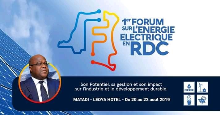 RDC-Congo central: Le 1er forum sur l'énergie électrique en RDC s'ouvre ce Mardi à Matadi