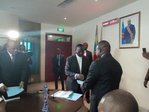 RDC : Sylvestre Ilunga à KABUND et MWILANYA « je vais travailler pour vous si les différents critères ont été respectés ».