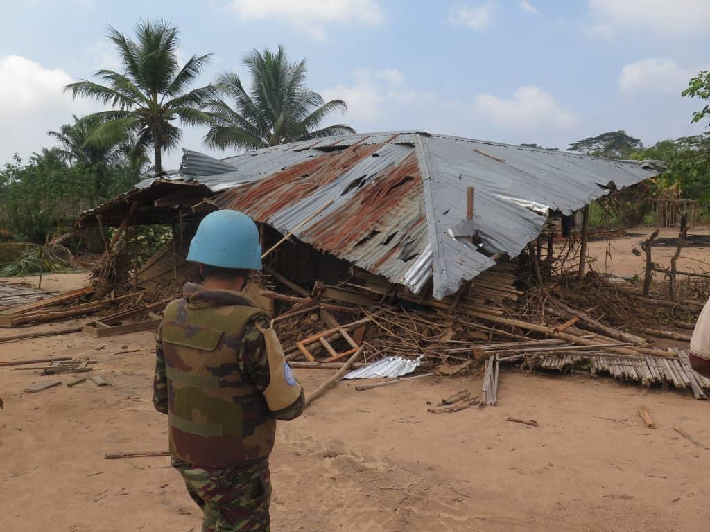 SANKURU- Insécurité : 142 maisons incendiées et un chef coutumier tué à Lodja