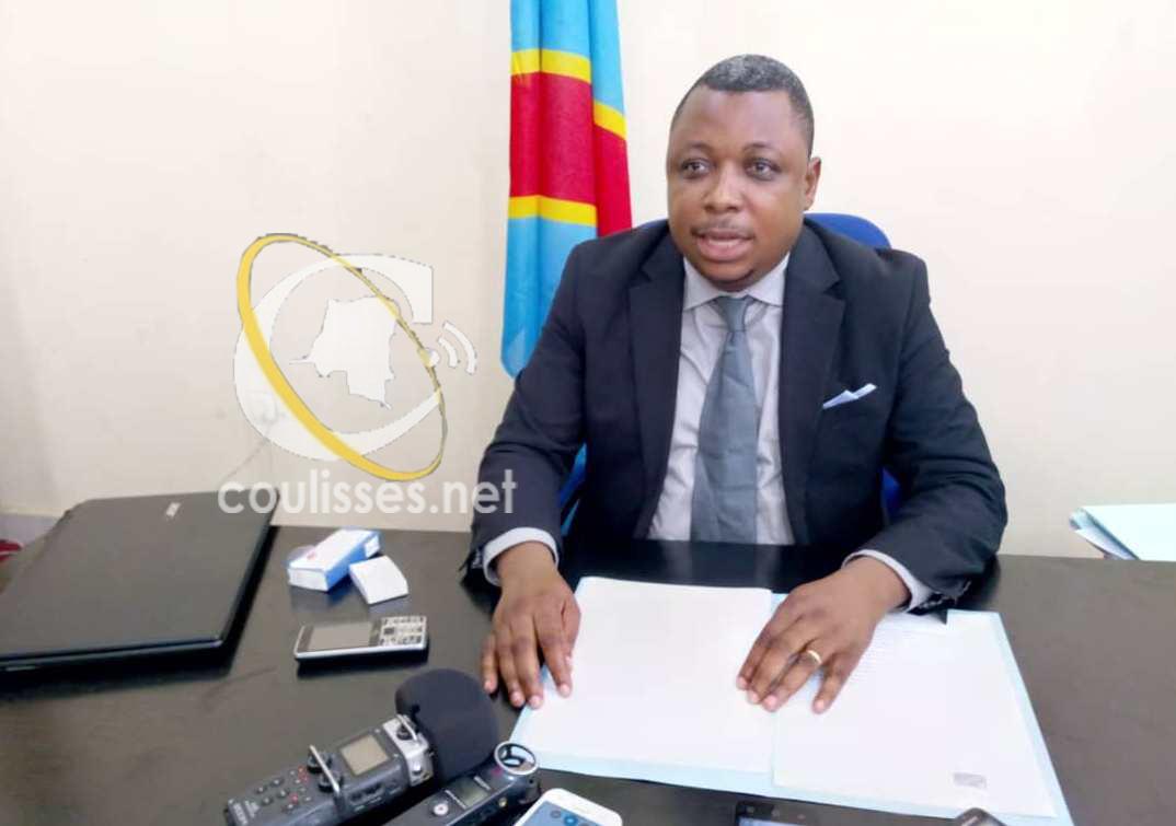 Kasaï oriental : Le chef de division de l'intérieur réhabilité mis à la disposition de la justice par J.MAWEJA