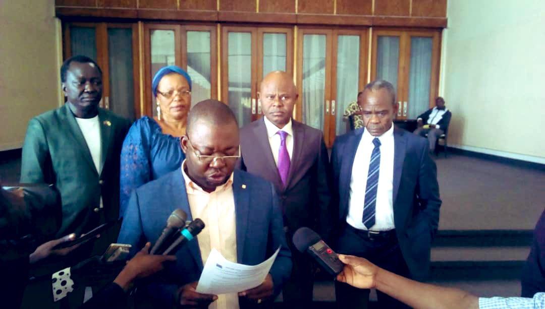 RDC: Les députés nationaux du Nord-Ubangi ne prendront pas part à l'investiture du gouvernement