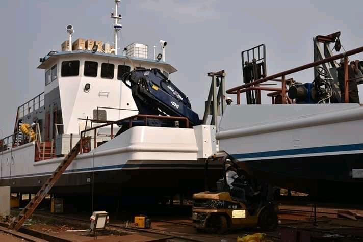 RDC: L'Union Européenne promet deux bateaux à la RDC