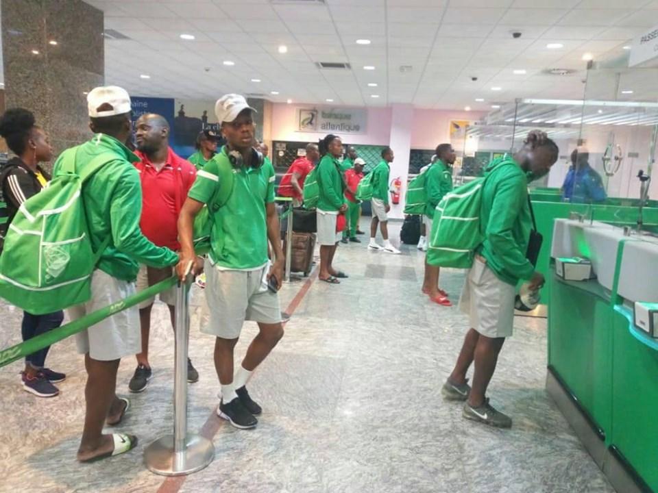 SPORTS : DCMP pose ses valises au Cameroun