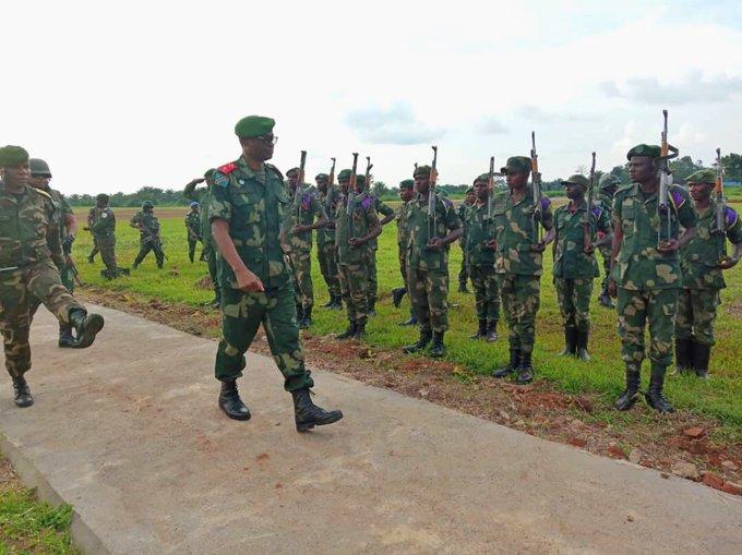 RDC: Le général des FARDC est arrivé à BENI