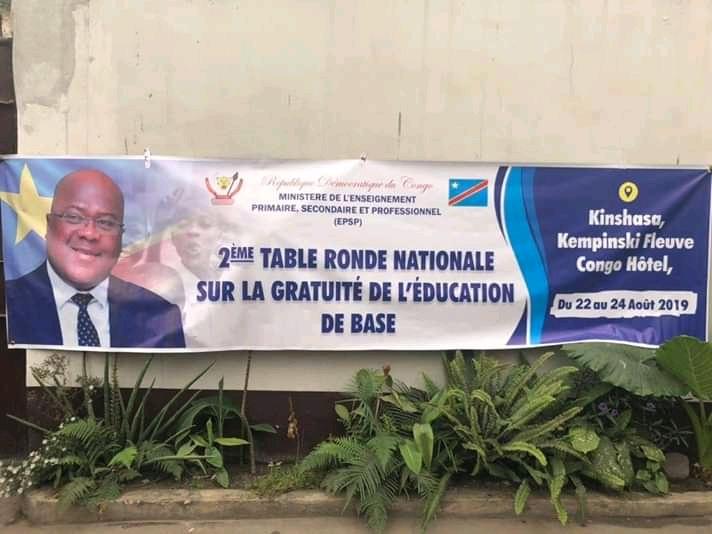 RDC: Début ce jeudi du  forum sur l'enseignement primaire