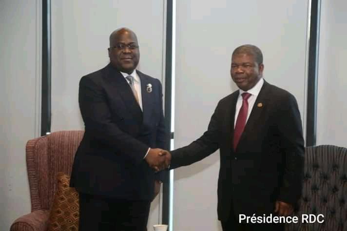RDC: Tshisekedi s'entretient avec  deux chefs d'État en Tanzanie