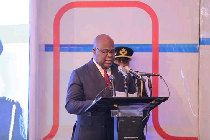 RDC- Forum sur l'énergie : «nous devons vaincre le paradoxe d'un pays  au potentiel électrique parmi les 5 premiers au monde»( F. Tshisekedi)