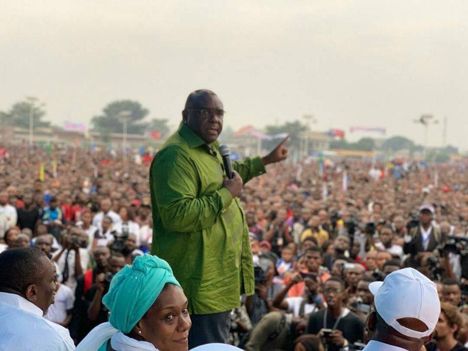 RDC : J.Bemba doute de l'efficacité d'un gouvernement pléthorique