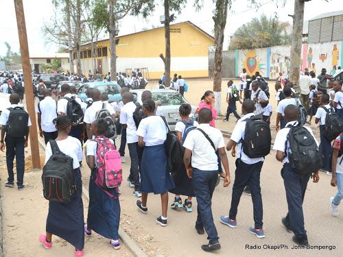 RDC: Rideaux sur la table ronde sur la gratuité de l'enseignement de base