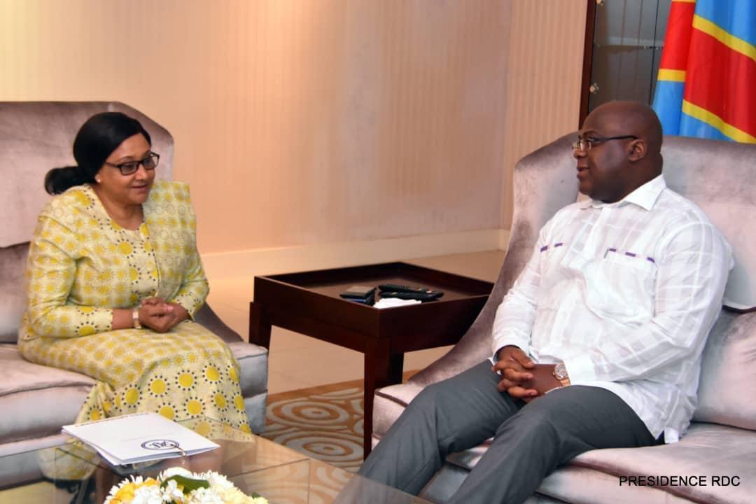 RDC: Tshisekedi informé des grandes lignes du 39 ème Sommet de la SADEC
