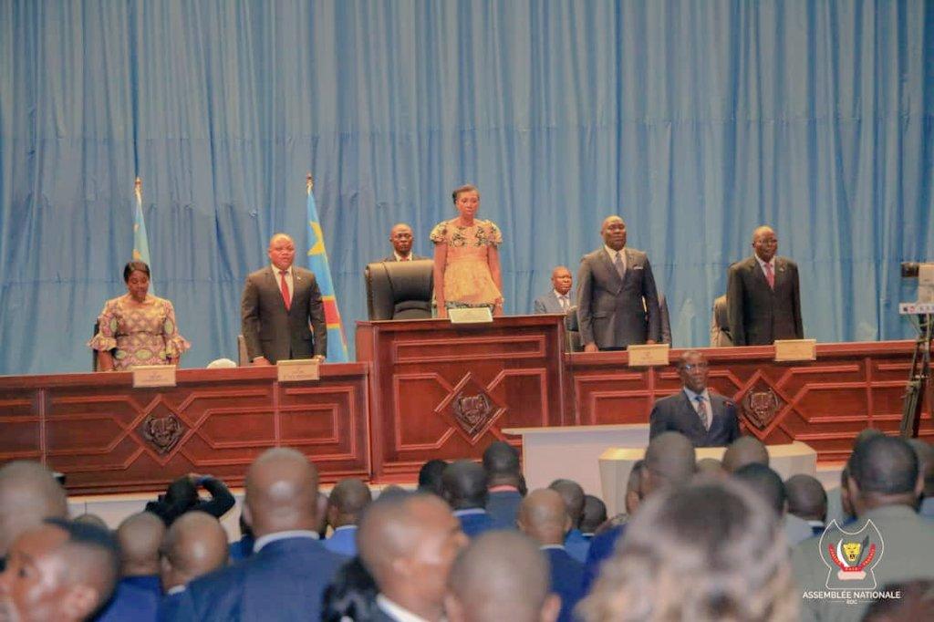 RDC : validation de mandat de 46 nouveaux députés nationaux