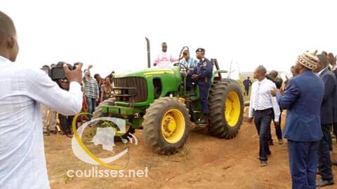 Kasaï oriental: Lancement officiel de la campagne agricole saison A par le gouverneur