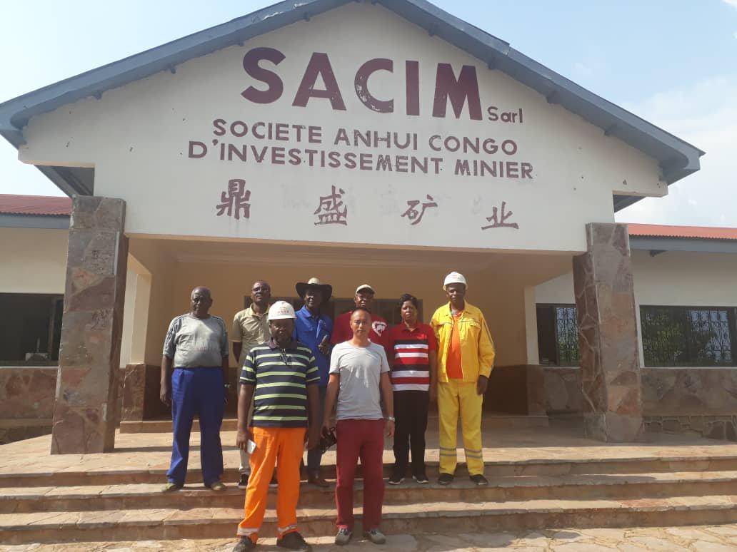 Kasaï Oriental : « La SACIM passe de 6.000 à  10.000 carats par jour » (rapport CRONG)