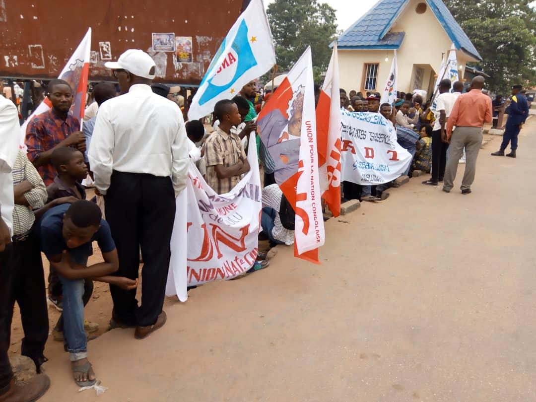 Kasaï oriental : Déception des militants de l'UNC pour l'absence de Kamerhe