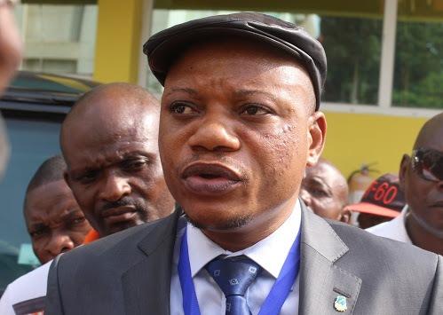 RDC: » Nous avons pris acte de sa volonté de pouvoir œuvrer sous l'impulsion du chef de l'État » dixit Kabund