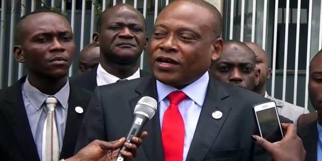 RDC : Steve MBikayi crache sur le CNSA