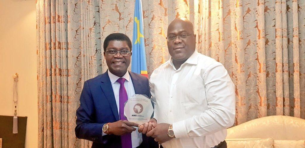 RDC : Tête-à-tête Tshisekedi- Zomahoun