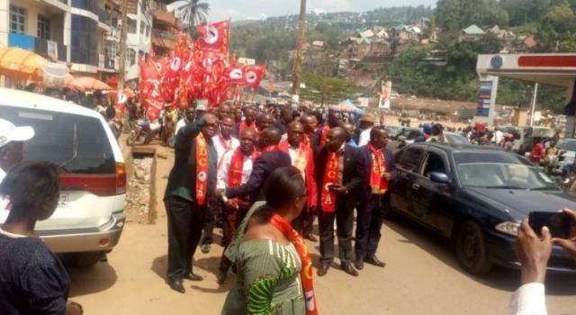RDC : Interdiction de la marche pacifique de L'AFDC-A