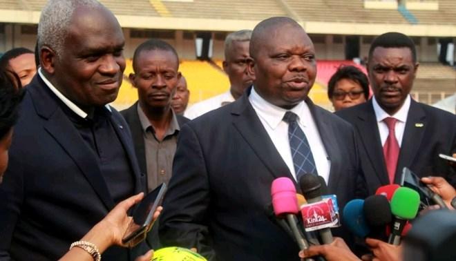 SPORTS : « Nous voulons que Christian nous évite… des AVC» dixit Lisanga Bonganga