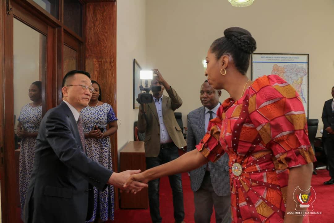 RDC: Le Japon prêt à travailler avec les députés nationaux