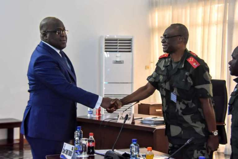 RDC : Nduru Jacques prend la tête de l'opération Sokola 1
