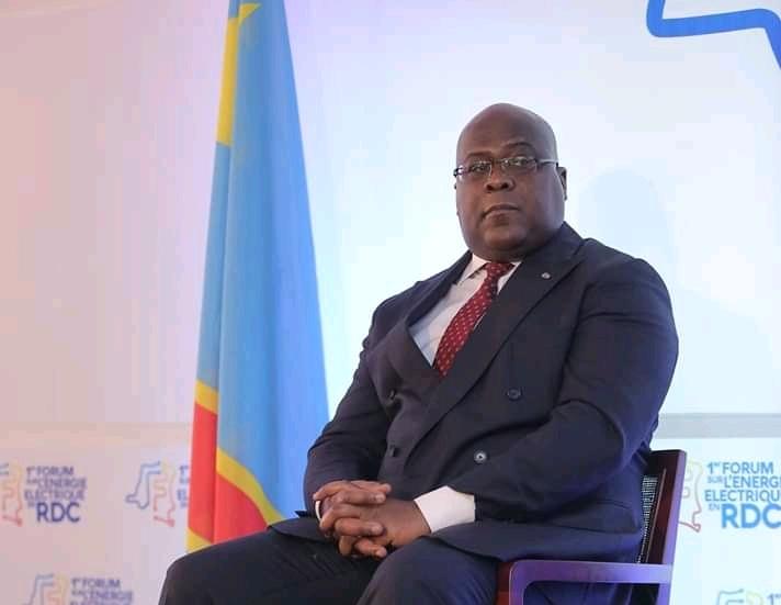 RDC- Matadi: » aucun développement n'est possible sans énergie » (F. Tshisekedi)