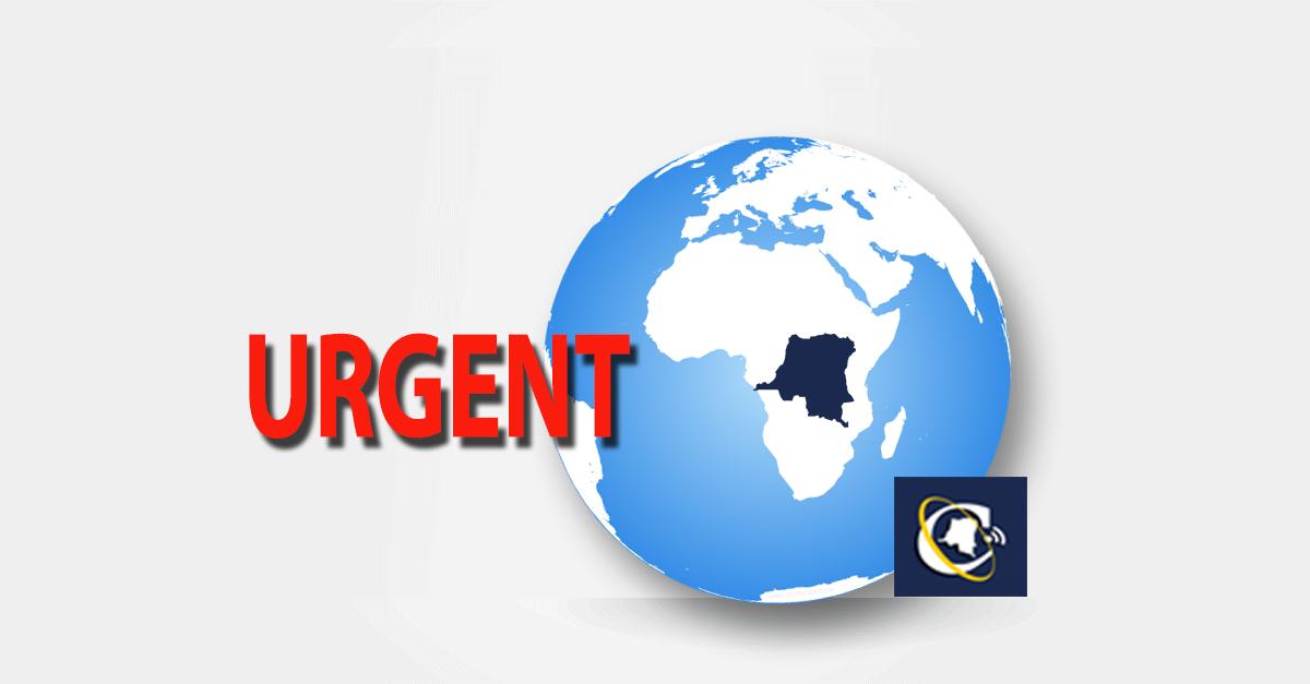 Urgent: Ilunga Ilunkamba arrive à la cité de l'UA