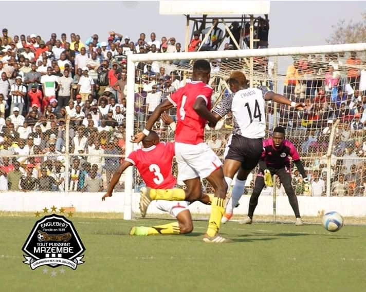 SPORTS-Vodacom Ligue1: TP Mazembe  écrase Bukavu Dawa