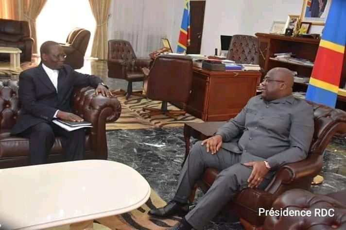RDC-Gouvernement : Tshisekedi reçoit Ilunga ce samedi