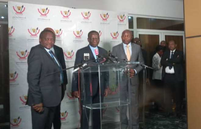 RDC-Gouvernement : encore deux réglages à faire