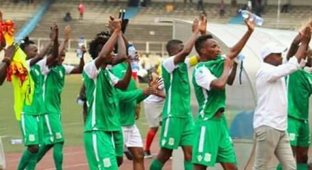 SPORTS- inter-clubs de la CAF : Dcmp et V.Club  en 16 ème de finale