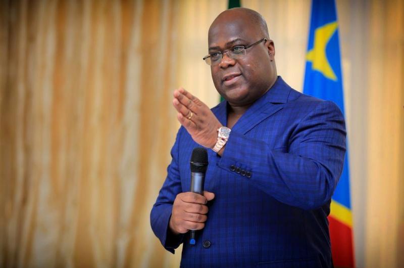 RDC: Tshisekedi attendu ce mercredi en Angola