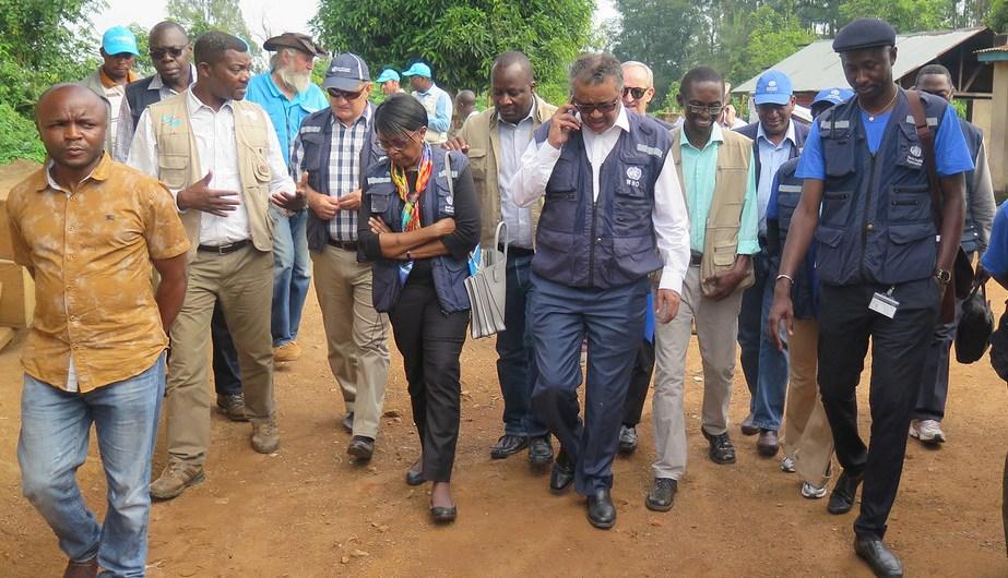 RDC- EBOLA: Kinshasa dénonce la mesure unilatérale de Kigali