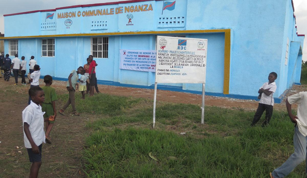 RDC- Kasaï central : les habitants de Nganza réclame justice