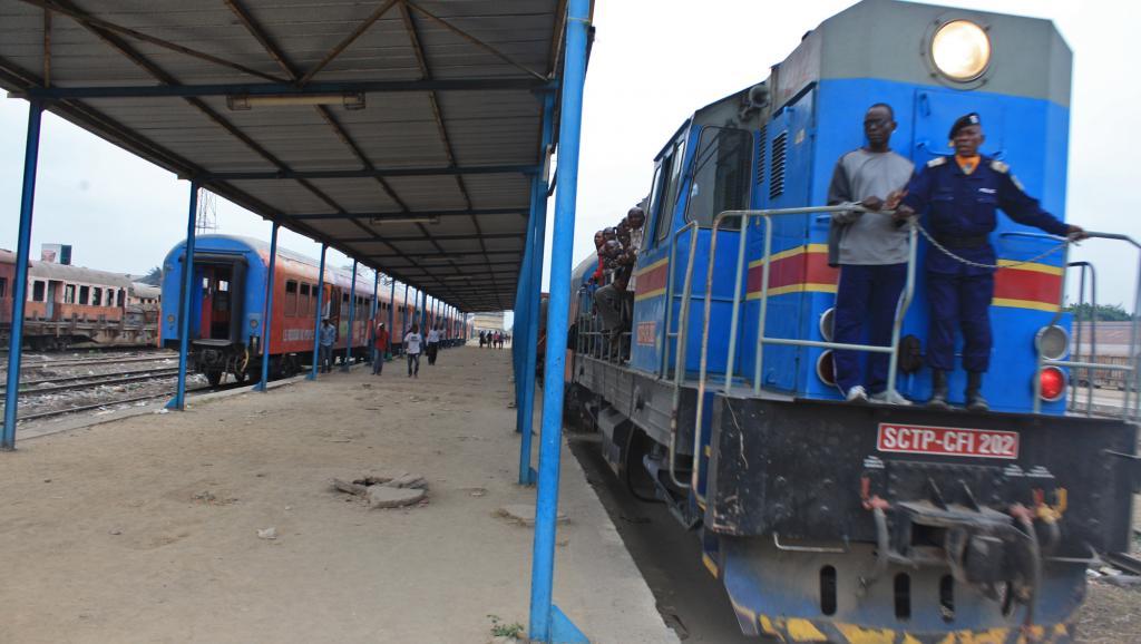 RDC : Reprise du trafic ferroviaire sur Kinshasa-Kasangulu trois ans après
