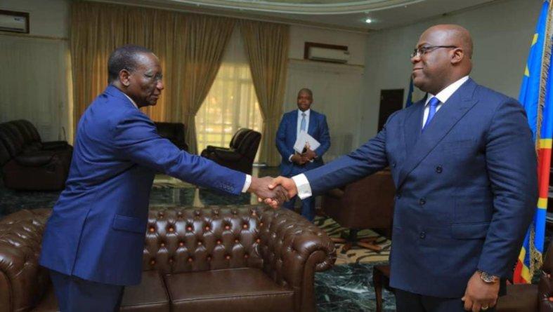 RDC-Formation du gouvernement : Sylvestre ILUNGA doit faire rapport à Félix TSHISEKEDI ce mardi