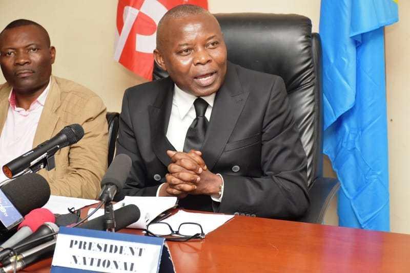 Kasaï oriental: Kamerhe substitué par Mundonge