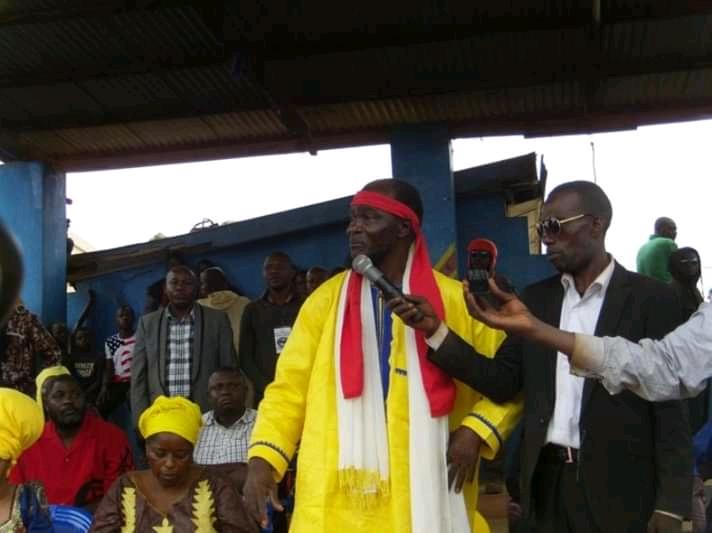 """RDC: """"Si Félix Tshisekedi veut réussir, il doit faciliter la mise en place des États fédérés d'Afrique centrale, dixit Ne Muanda Nsemi"""