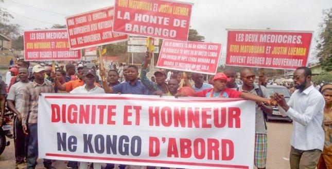 RDC-Kongo central:  Le gouverneur et son vice  déclarés non grata