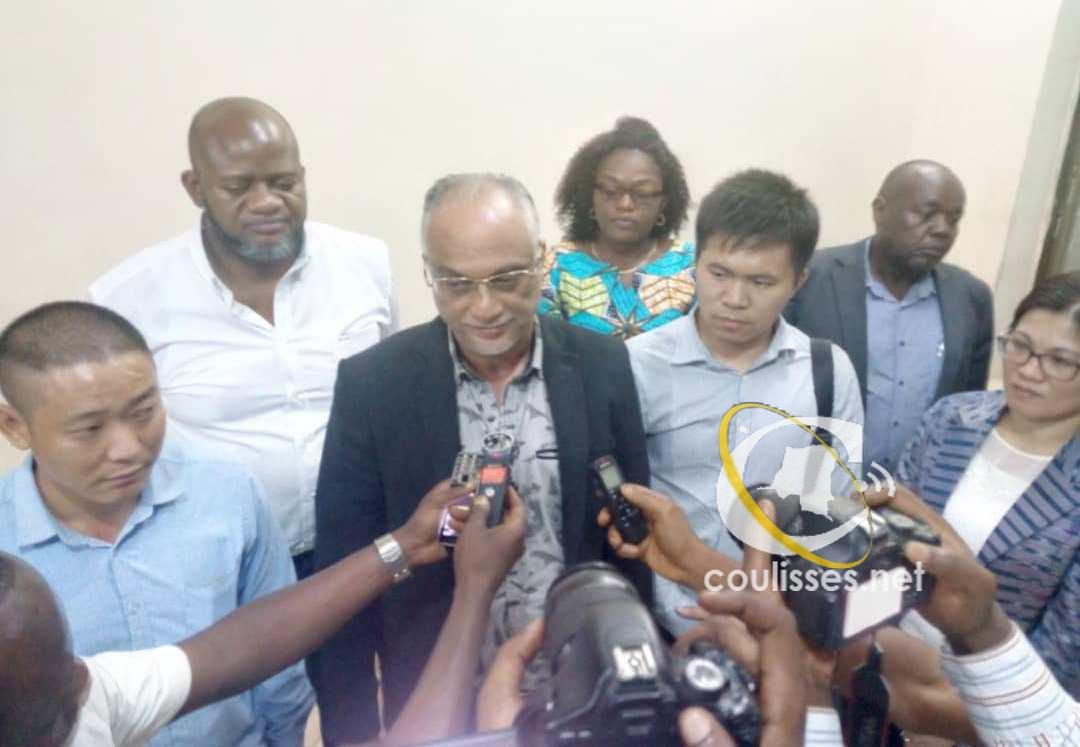Kasaï oriental : La société AFRICRANE promet le développement multisectoriel de la province