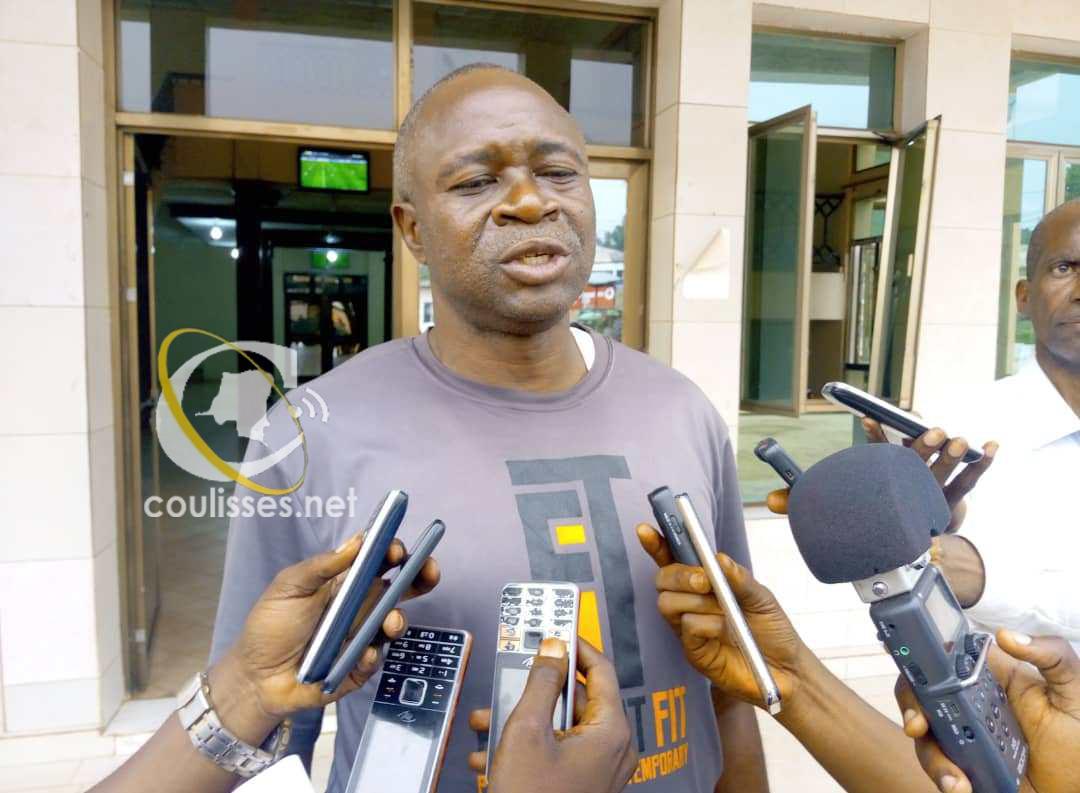 SPORTS-Vodacom-Ligue 2: Le gouvernement provincial supporte le déplacement de AS Bantou vers Kananga